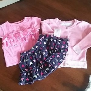 Other - 6-12 Month Bundle Outfit